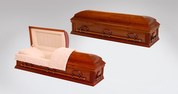 Manhatton Casket