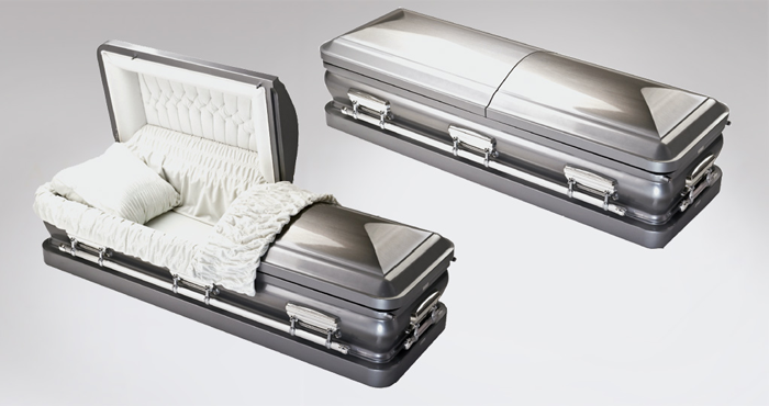 Platinum Royal Casket