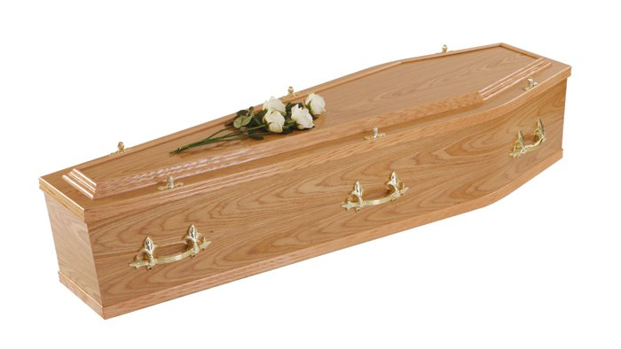 Cotswold Traditional Coffin