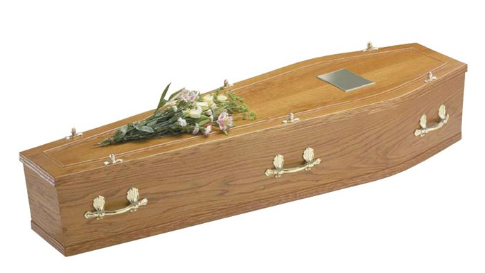 Westminster Traditional Coffin