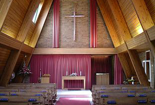 Kingsdown Crematorium Swindon Interior Photo