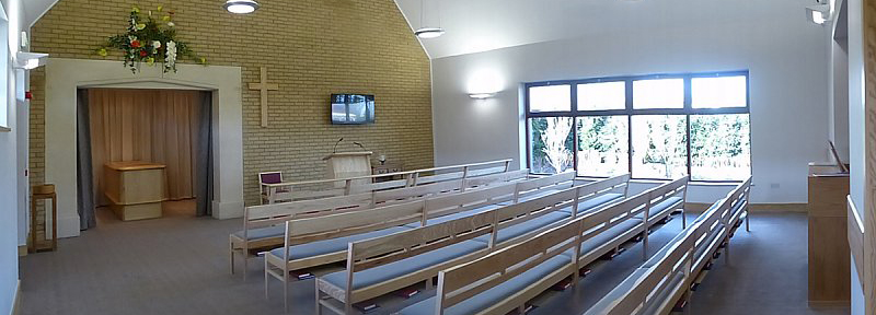 Westerleigh Crematorium Bristol Interior Photo